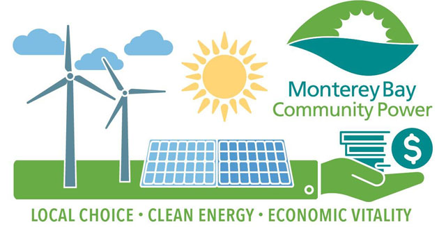 Monterey Bay Community Power Logo and Graphic