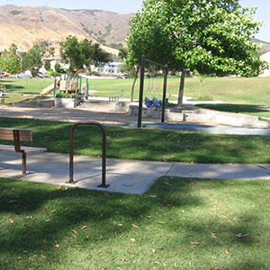 Johnson Park in City of San Luis Obispo