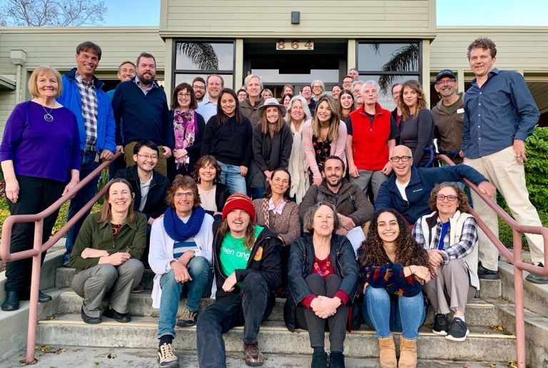SLO Climate Coalition Members at Ludwick Center - March 21, 2019