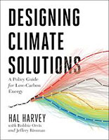 Designing Climate Solutions Book Cover