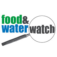 Food and Water Watch Logo
