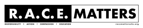 R.A.C.E. Matters Logo