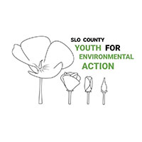 SLO County Youth for Environmental Action Logo