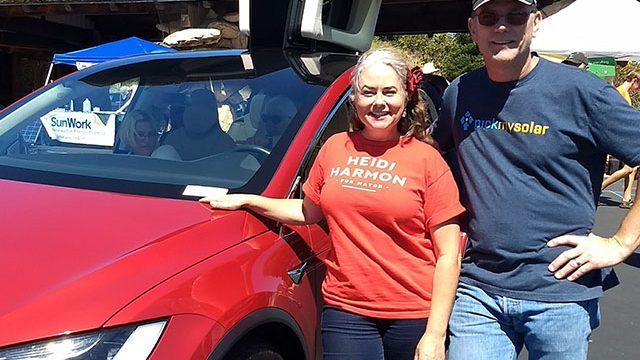 San Luis Obispo 2018 Drive Electric Week EV Fans